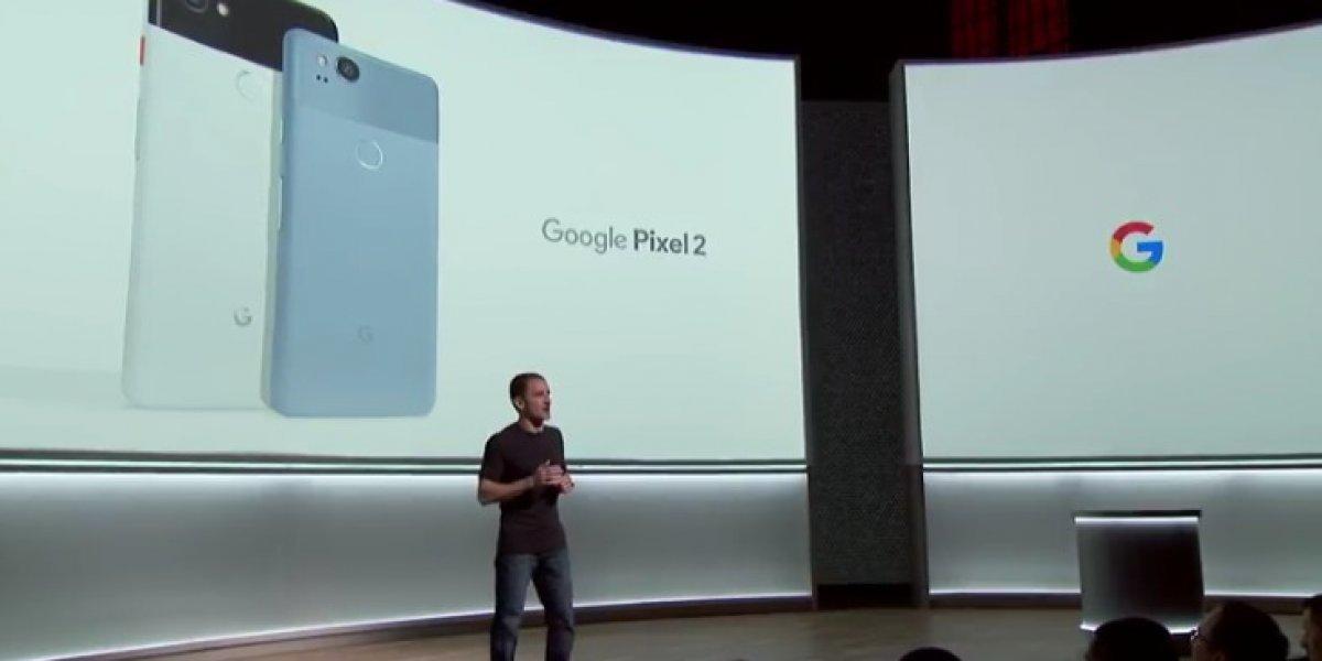 Sigue aquí la presentación de Google Pixel 2