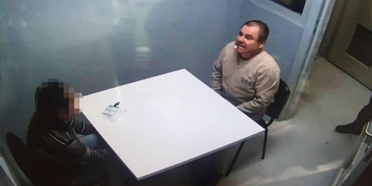 Permiten a 'El Chapo' hablar por teléfono y ver a un sacerdote