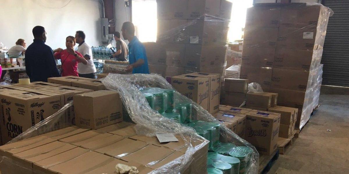 Junte de Metro Puerto Rico y el sector privado para llevar ayuda a Adjuntas
