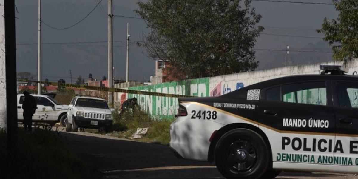 Hallan cinco cuerpos desmembrados en Ecatepec
