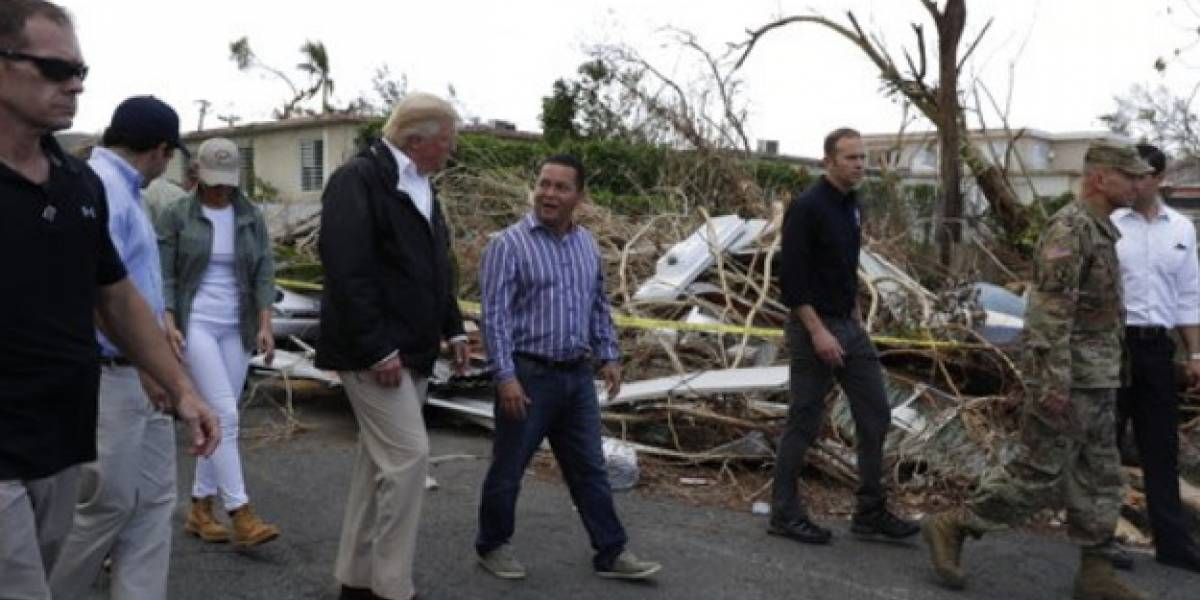 Casa Blanca pide al Congreso $29 mil millones para víctimas de desastres