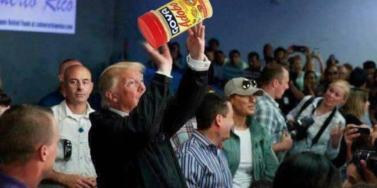 Memes de Trump abarrotan las redes