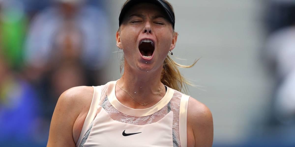 ¡Adiós! María Sharapova queda eliminada del Abierto de China