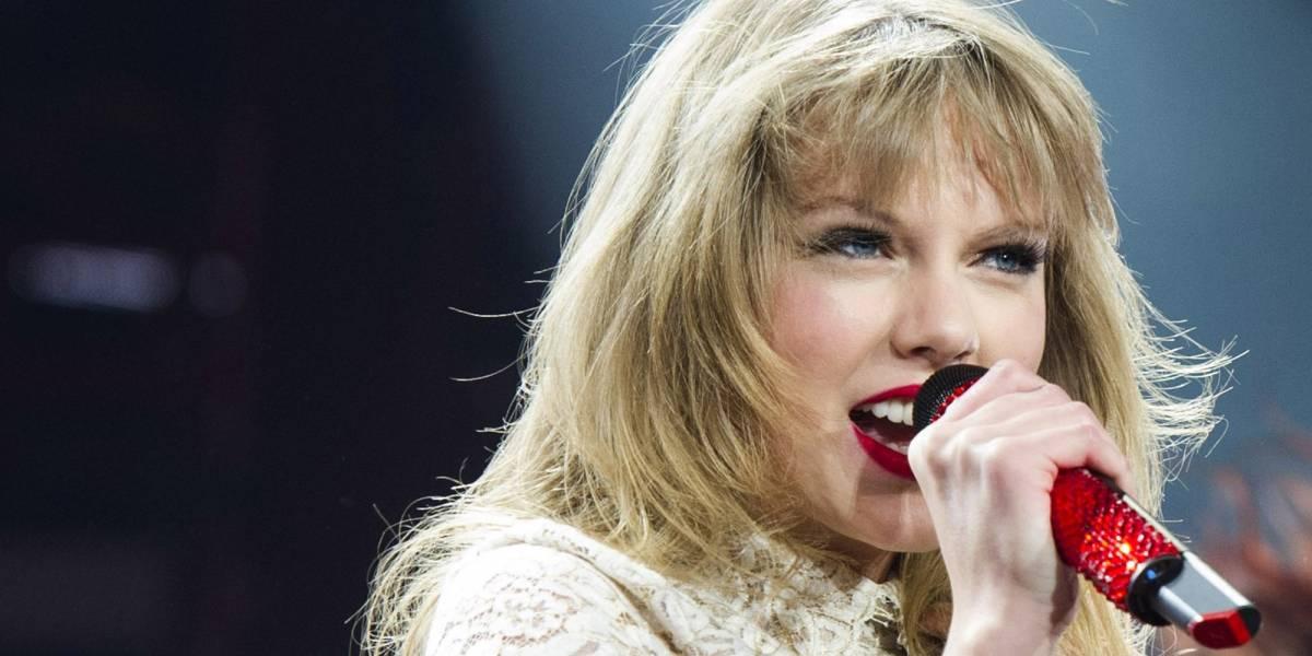 Taylor Swift encabeza las nominaciones de MTV Europa