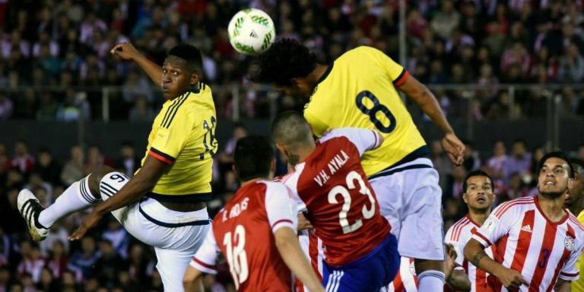 """Minuto a minuto: Colombia y Paraguay se enfrentan en el """"infierno"""" de Barranquilla"""