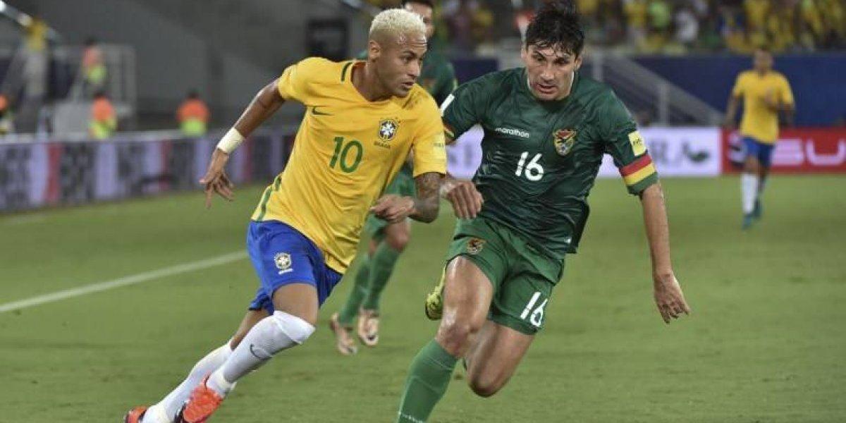 Así vivimos el empate entre Bolivia y Brasil rumbo a Rusia 2018