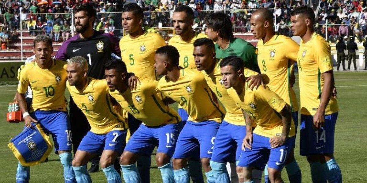 Tite convocó a Rodrigo Caio tras lesión de Thiago Silva en Brasil