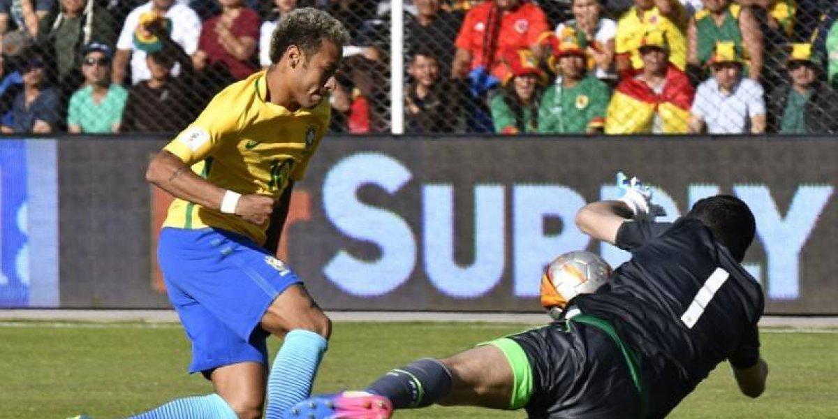 Carlos Lampe fue el héroe que le dio el empate a Bolivia ante Brasil que ya piensa en Chile