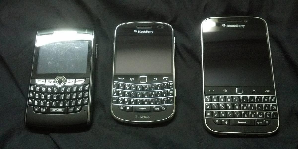 Blackberry está de regreso
