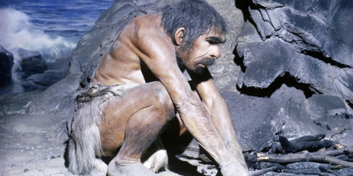 Hombre moderno tiene más genes de los neandertales de lo que se pensaba