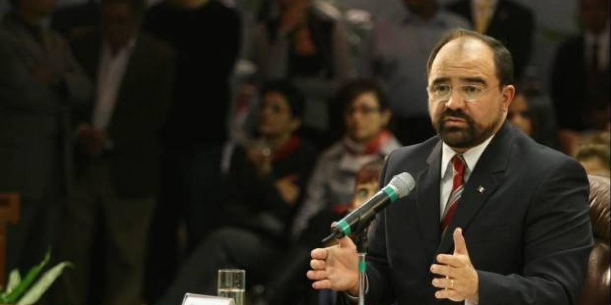 #Confidencial: Álvarez Icaza, por la Presidencia