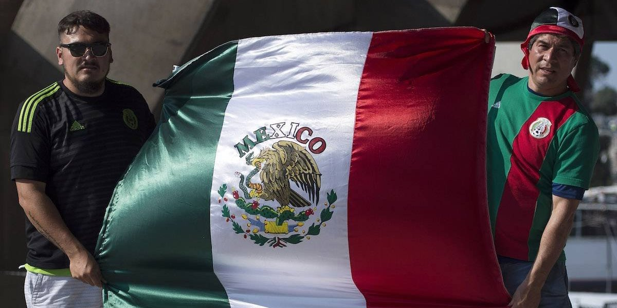 ¡Fuerza México! El grito que estremecería el Alfonso Lastras con el Tri