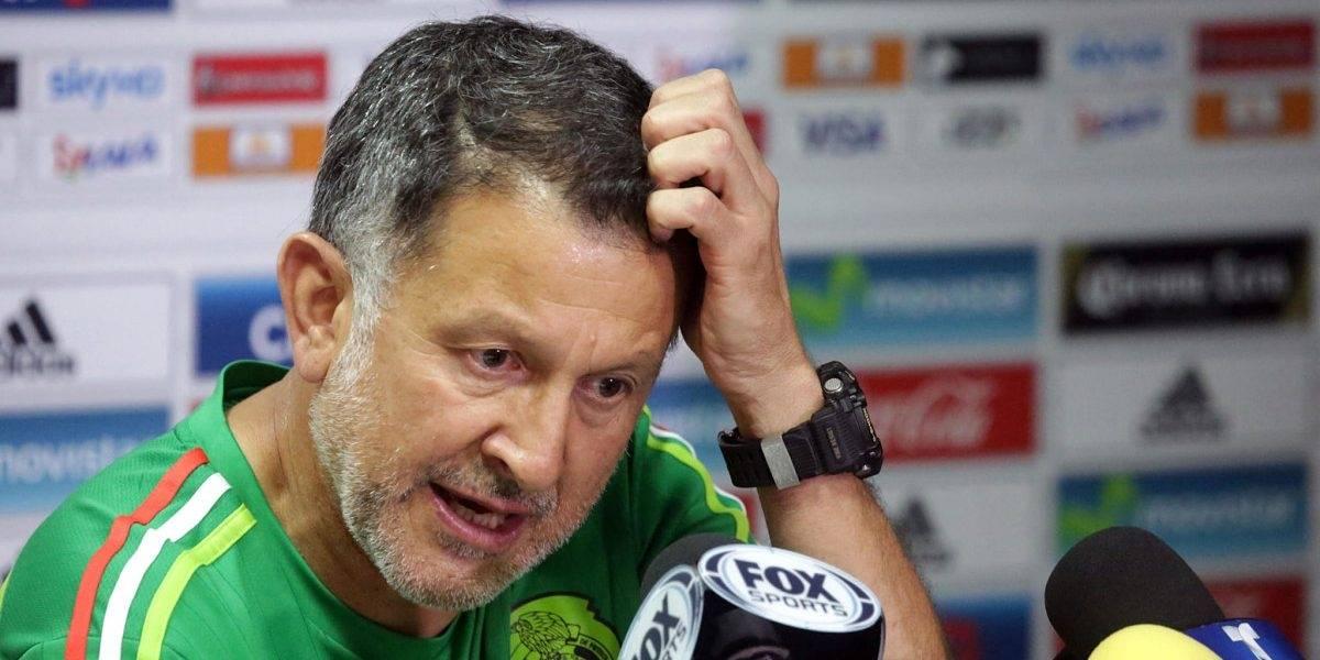 El Tricolor bromea en Twitter y sale trolleado Juan Carlos Osorio