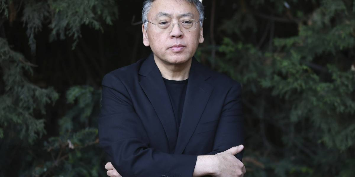 ¿Quién es Kazuo Ishiguro? Ganador del premio Nobel de Literatura 2017