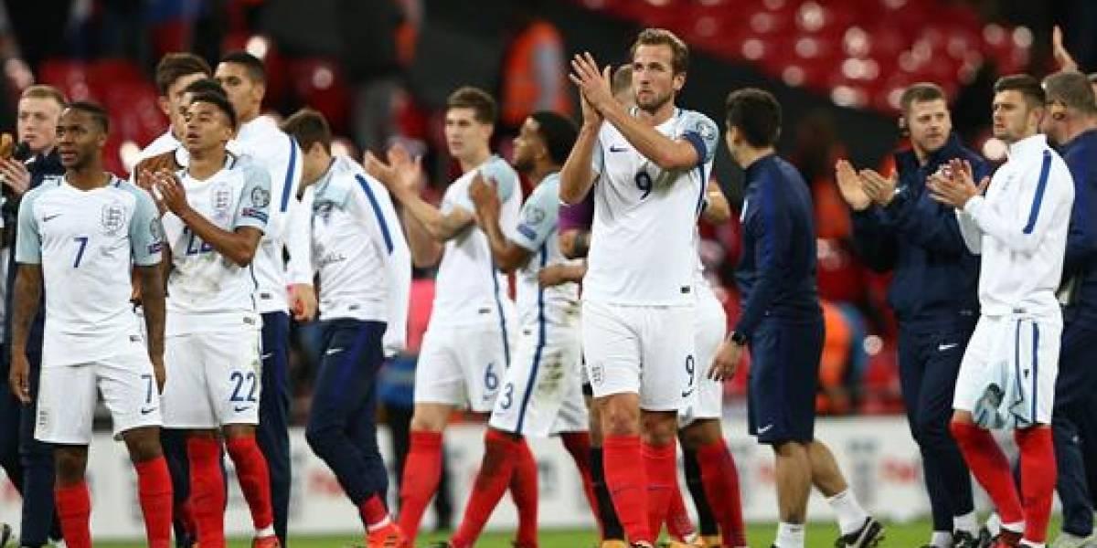 Inglaterra vence a Eslovenia y se mete en el Mundial