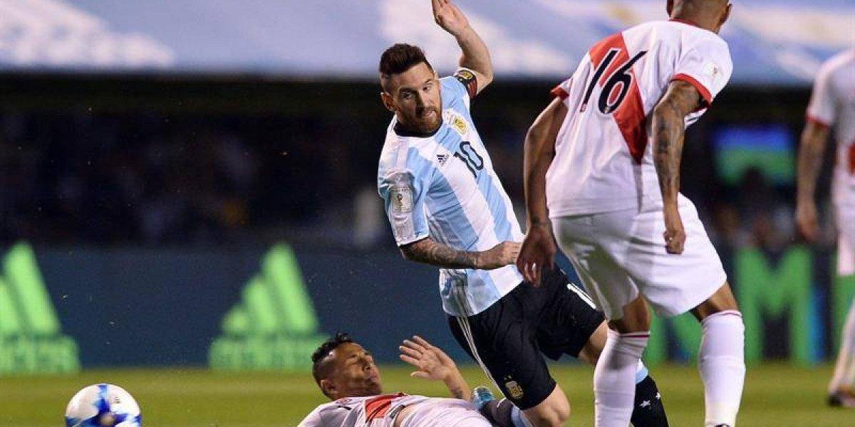 Argentina tembló en La Bombonera: apenas empató con Perú y necesita un milagro para ir al Mundial