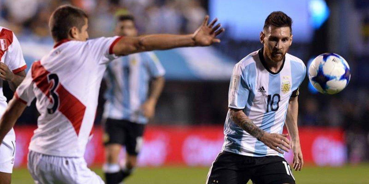 Así vivimos el empate de oro de Perú que deja en la cornisa a Argentina