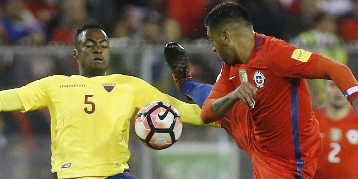 Estos son los memes que dejó el partido Chile vs. Ecuador