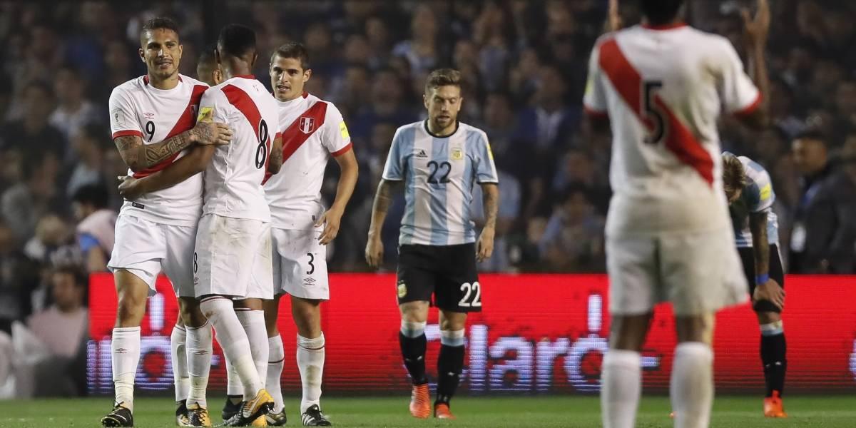 0-0. Perú deja a Argentina pendiendo de un hilo