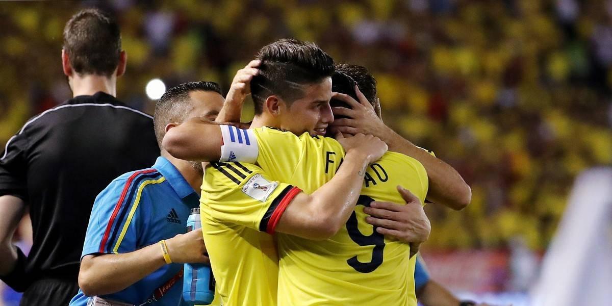Los memes que dejó la derrota de la Selección Colombia