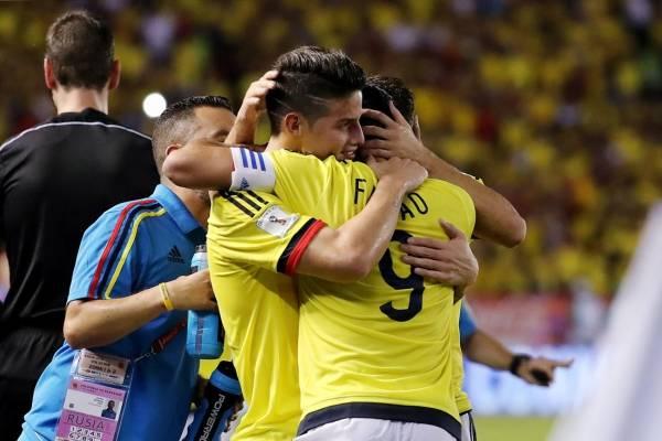 Cuentas de Colombia para clasificar al Mundial Rusia 2018
