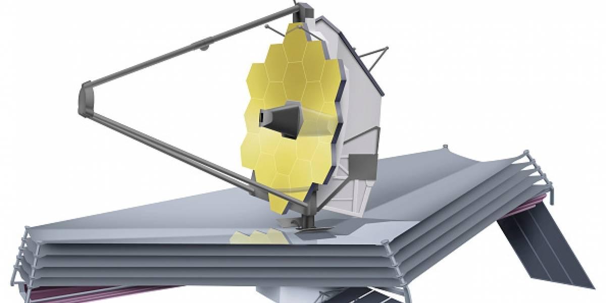 Telescopio James Webb dará a partir de 2019 una vista inédita del Universo