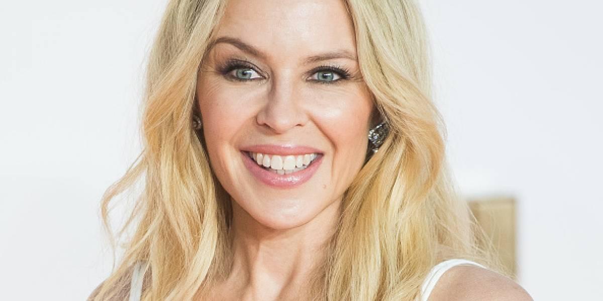 Kylie Minogue es víctima del Photoshop
