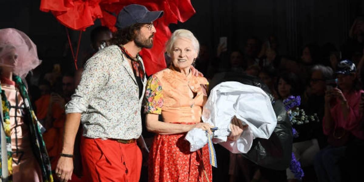 El extraño consejo antiedad de la diseñadora Vivienne Westwood
