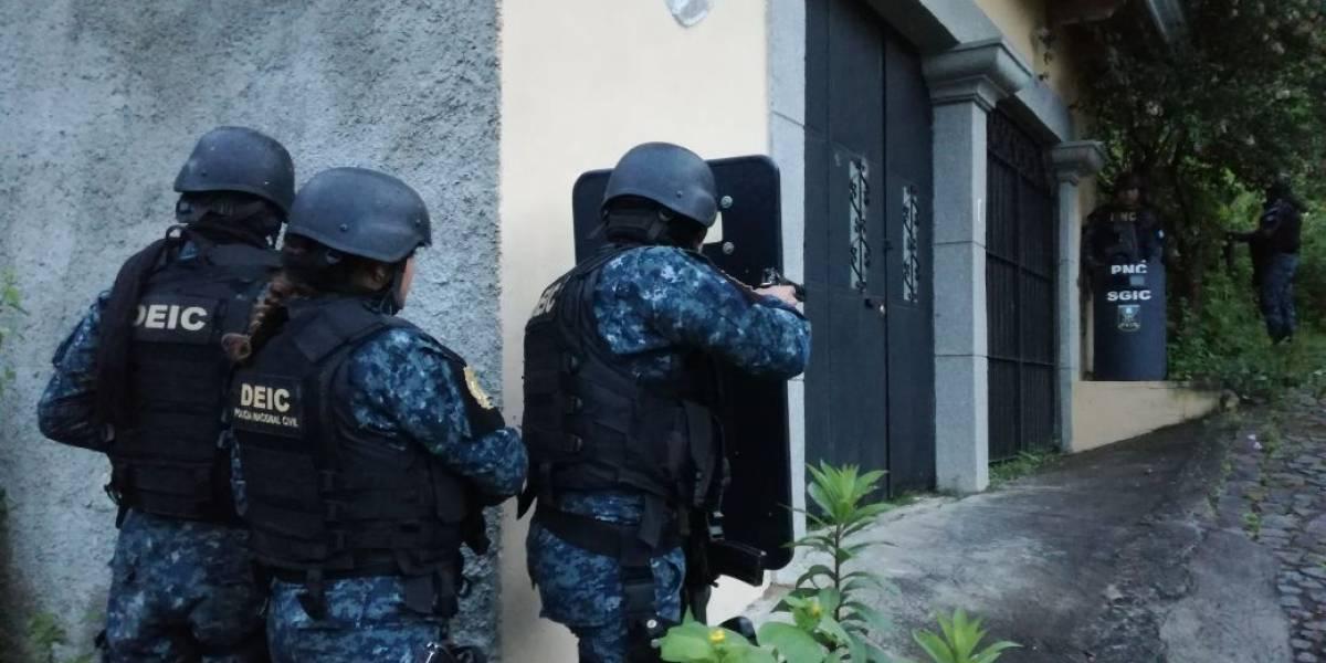 """Capturan a supuestos integrantes de estructura de sicarios """"Los Pelones"""""""