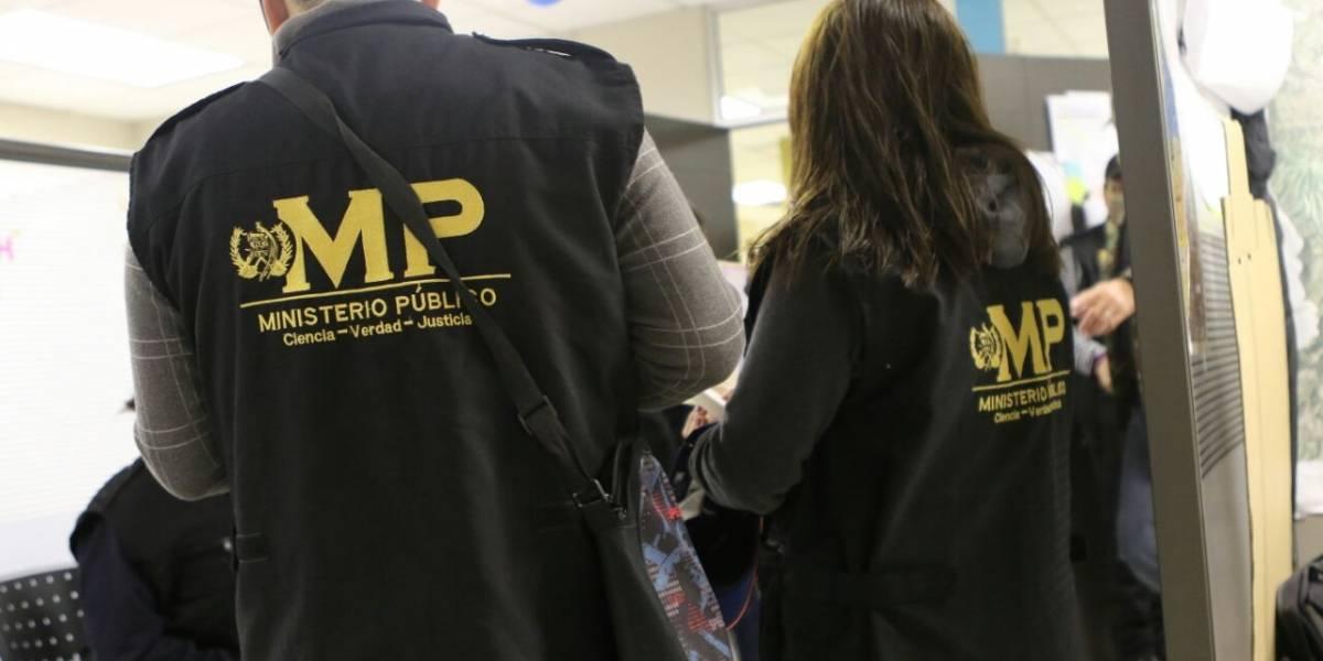 Fiscalía contra la Impunidad realiza 14 allanamientos