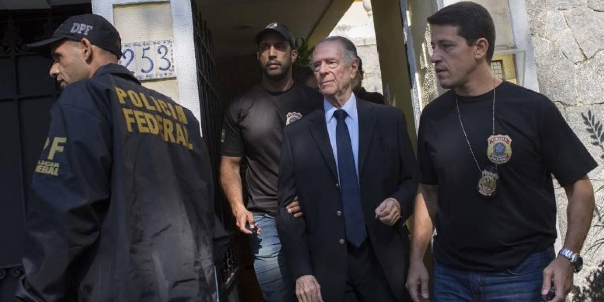 Arrestan al presidente del Comité Olímpico Brasileño por escándalo de Rio 2016