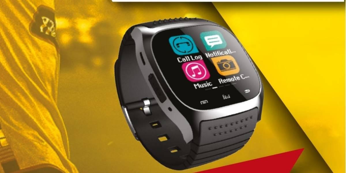 Smartwatch de Barcelona a 25 dólares en Novicompu