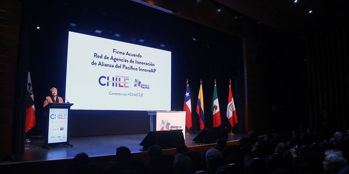 Bachelet encabezó firma de acuerdo de Alianza del Pacífico sobre innovación