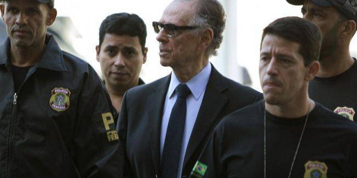 Detienen al presidente del Comité Olímpico de Brasil