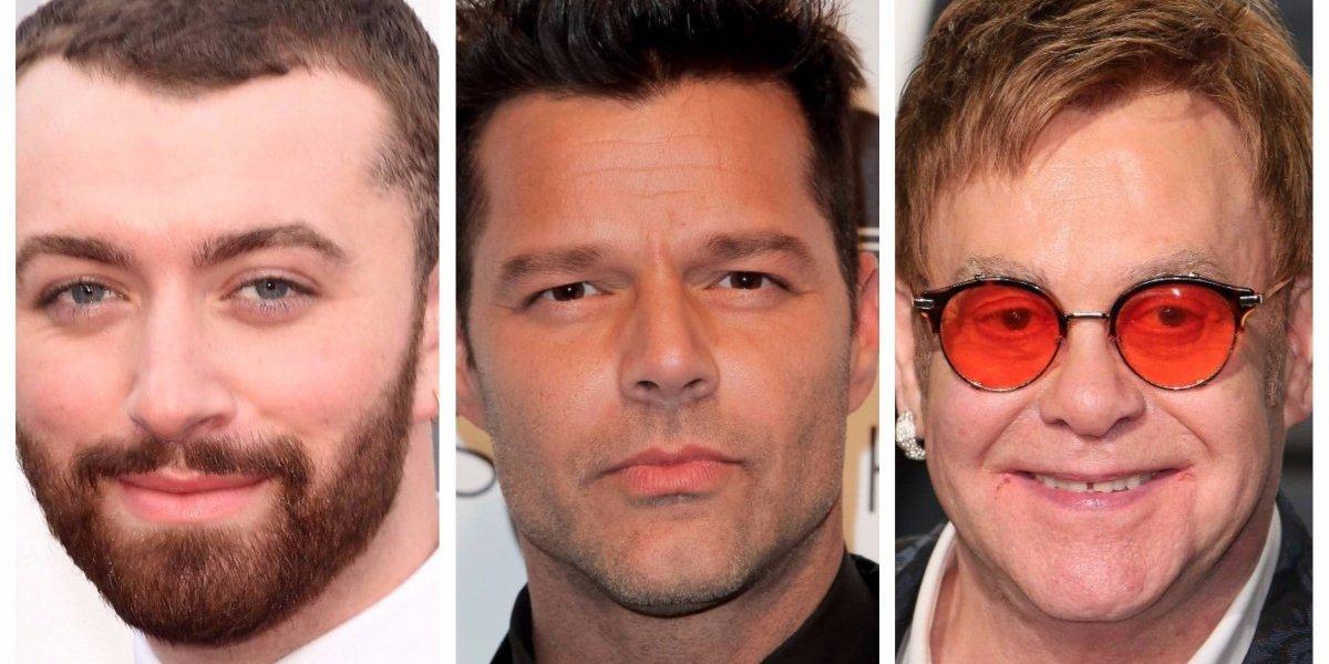 Desafiando a la sociedad, estos cantantes se declararon abiertamente gays