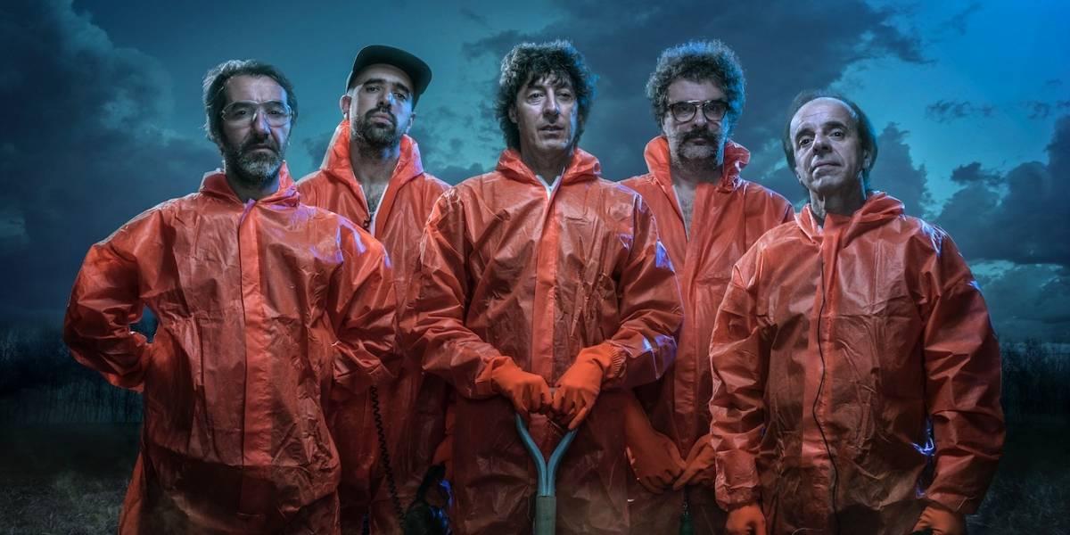 """Cuarteto de Nos llega a Chile con  su """"Apocalipsis zombie"""""""