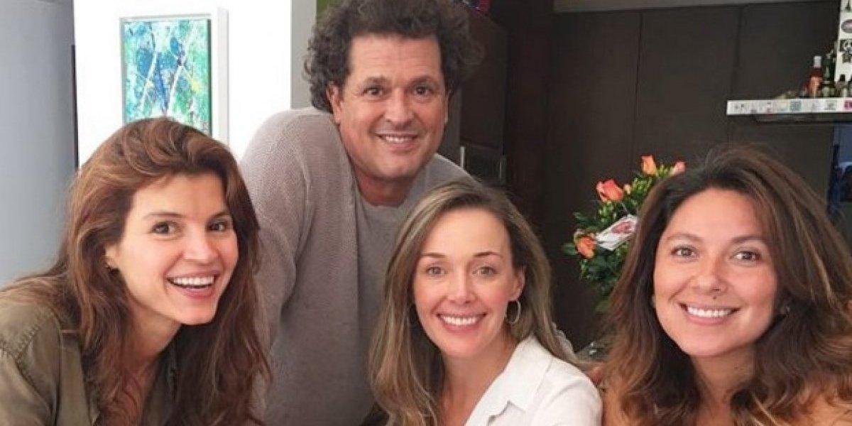 Así celebró Claudia Elena Vásquez su cumpleaños