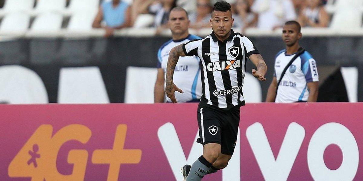 Leonardo Valencia vio frustrado su sueño de ser campeón en Brasil