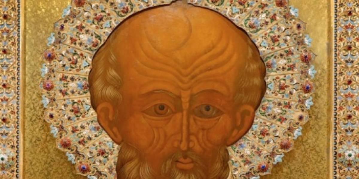 Arqueólogos hallan la tumba del Papá Noel original