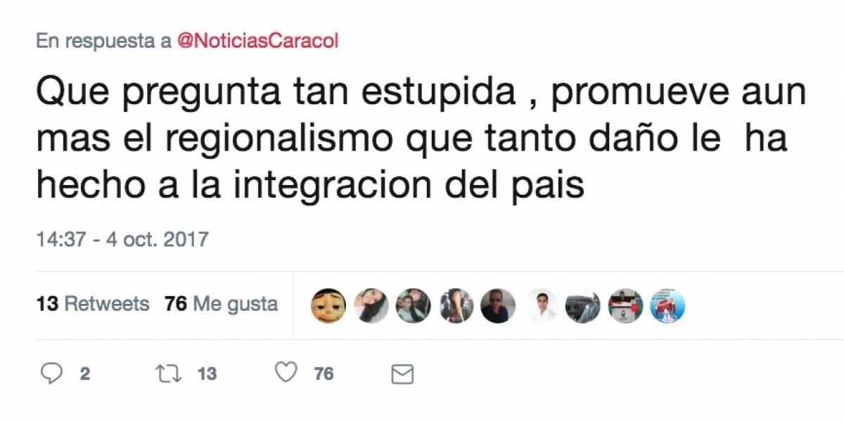 """El trino """"regionalista"""" de Noticias Caracol que indigna a los costeños"""
