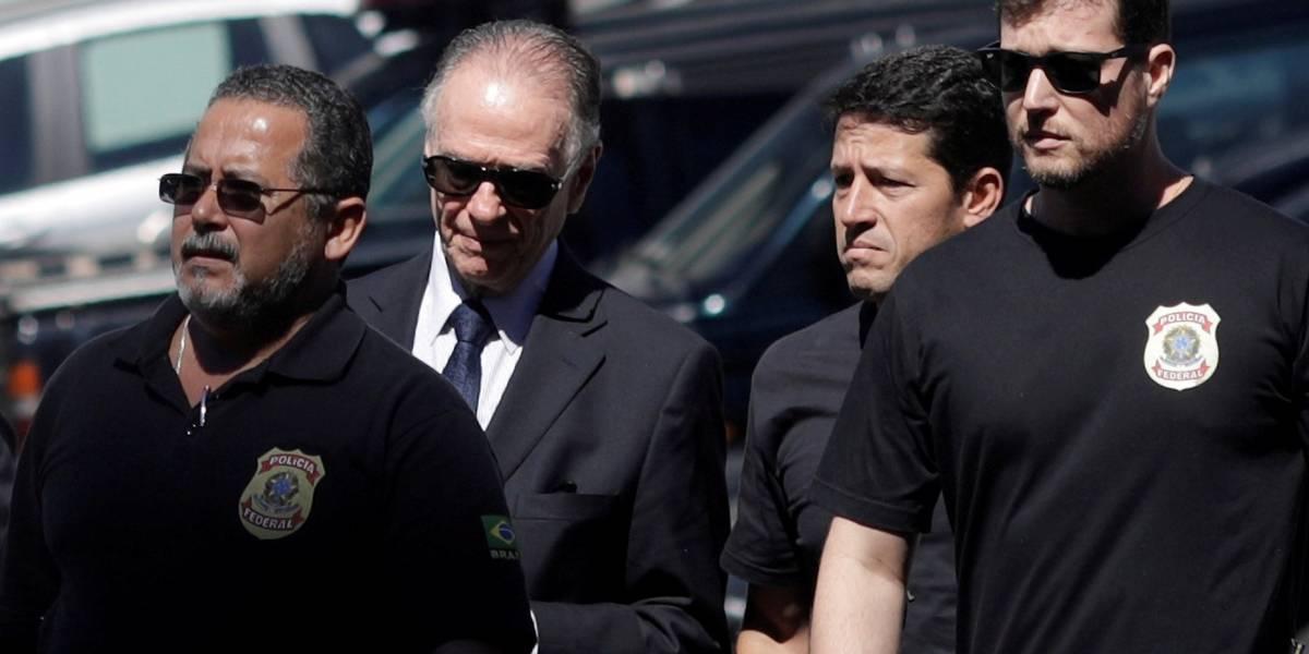 Após 15 dias preso, Carlos Arthur Nuzman deixa a prisão no Rio