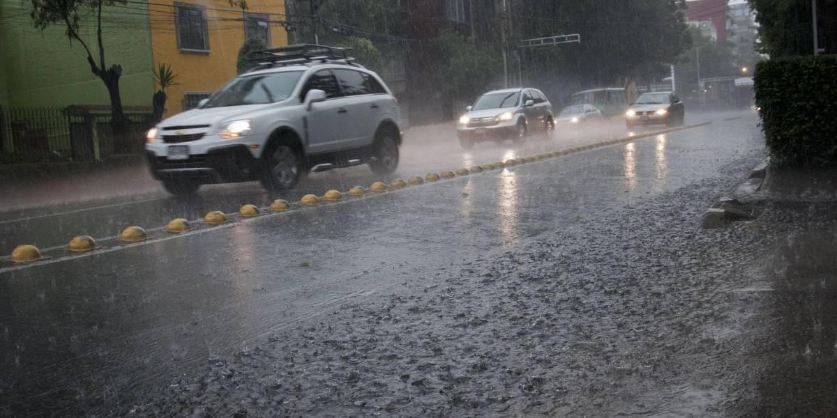 Depresión Ramón y canal de baja presión provocarán lluvias en varios estados del país