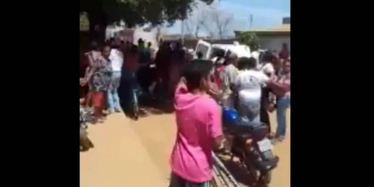 Auxiliar de professora é a 13ª vítima de incêndio em creche em Janaúba