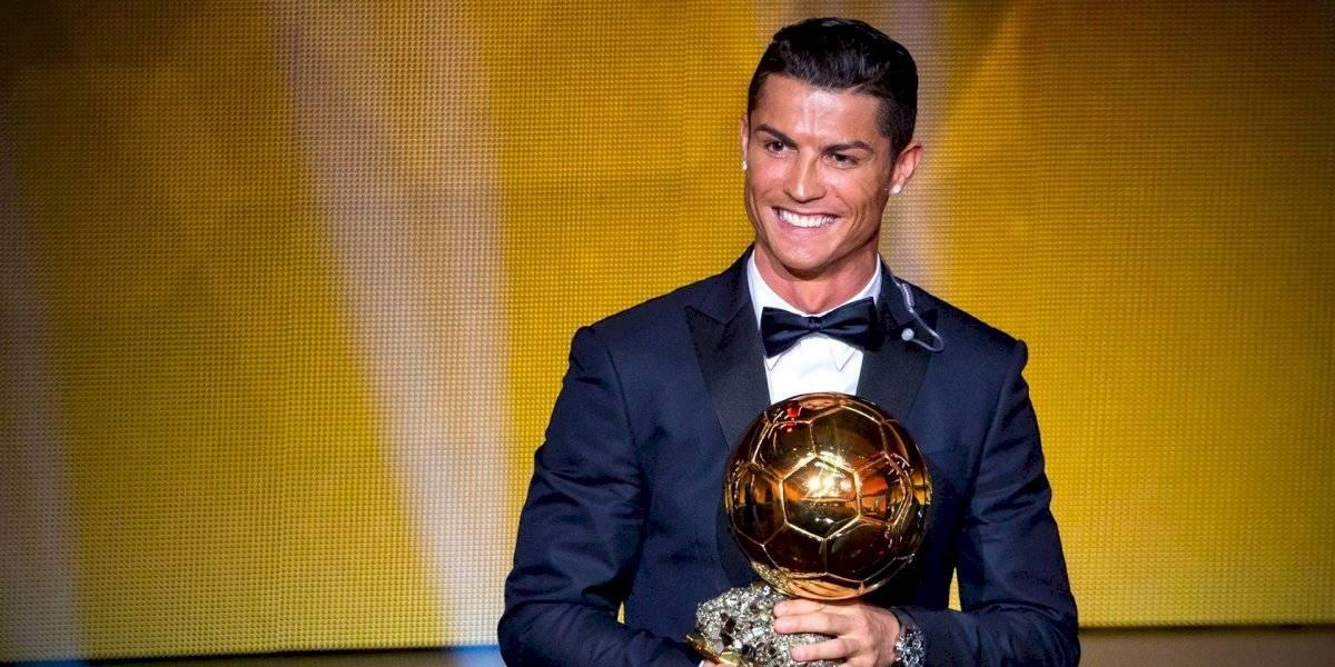 Cristiano Ronaldo sería el ganador del Balón de Oro
