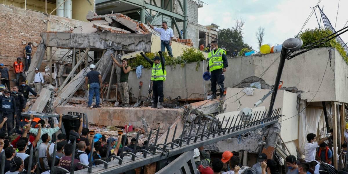 Con #MiEdificio investigarán posible corrupción tras derrumbes del 19-S
