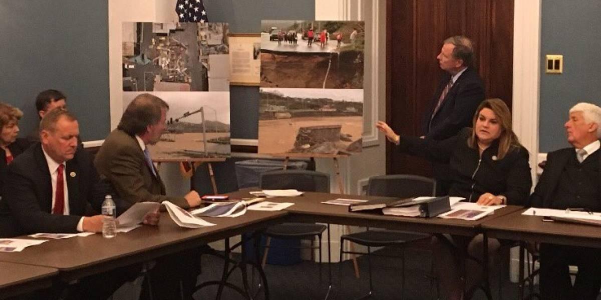 Discuten situación de Puerto Rico en comité liderado por Rob Bishop