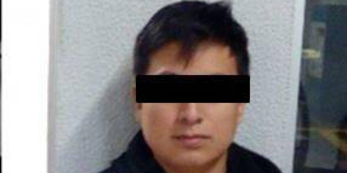 Policías capitalinos detienen a sujeto que acosó sexualmente a una mujer en el Metro