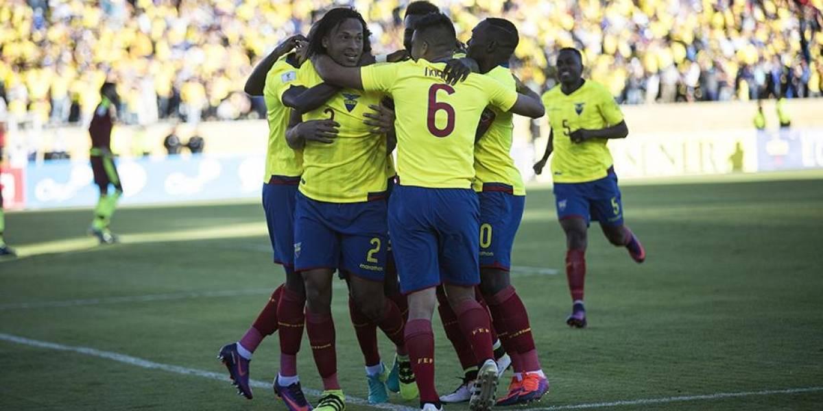 Lo que debe pasar para que Ecuador llegue a Rusia 2018