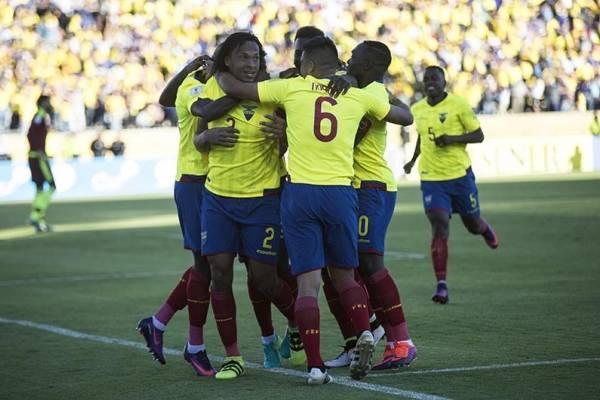 Selección de EcuadoEcuador rechazó a una Selección de Sudamérica para jugar nuevamente con Haití
