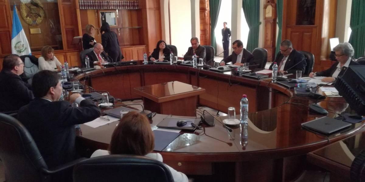 Le retiran la inmunidad a juez de Petén
